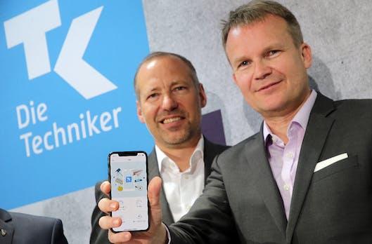 "Techniker Krankenkasse will digitale ""Gesundheitsakte"" starten"