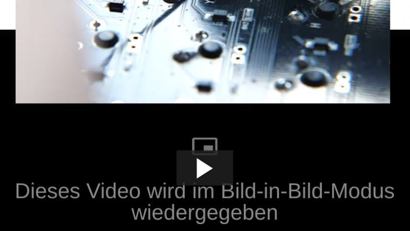 Floating Video: Chrome testet Bild-in-Bild-Modus für Videos