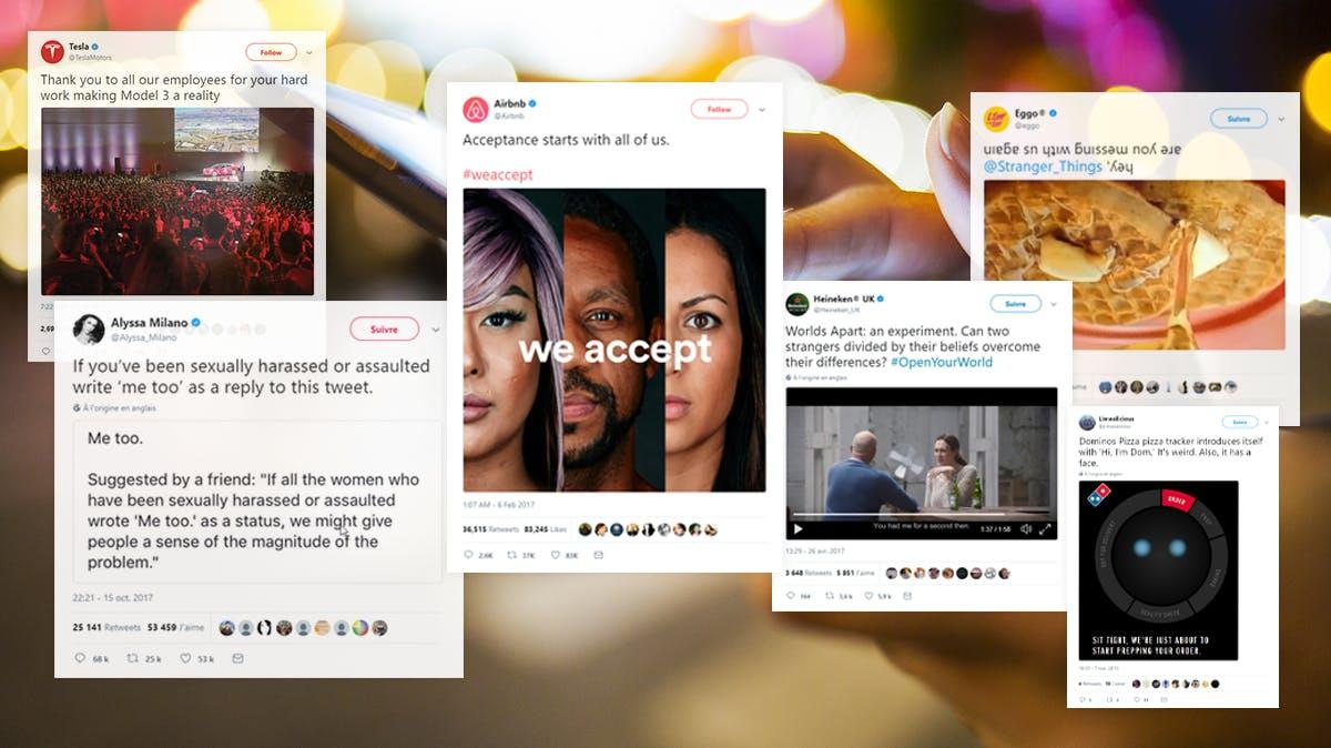 3 brillante Social-Media-Kampagnen: Lernen von Edeka, Heineken und Airbnb