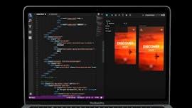 Live-Vorschau deines Codes. (Grafik: Cazoobi Ltd)