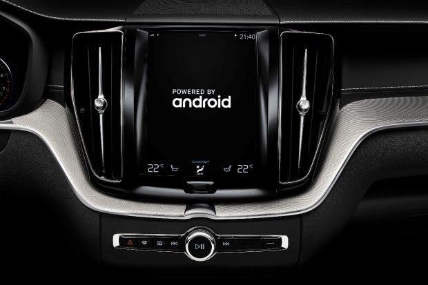 Volvo baut auf Google-Dienste und Android in seinem Infotainment-System. (Foto: Volvo)