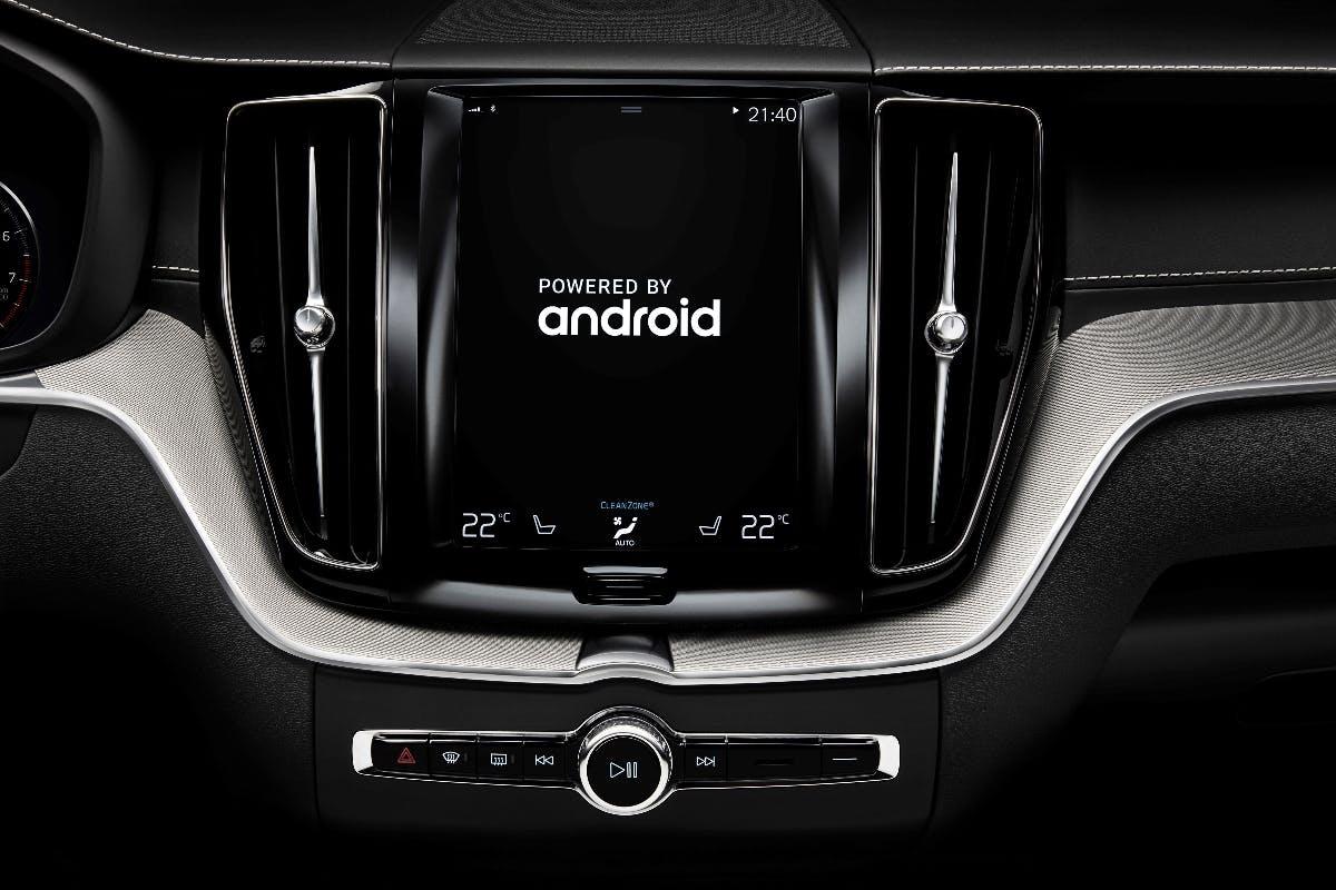 Polestar 2: Der vollelektrische Volvo wird das erste Auto mit Googles nativem Android Auto