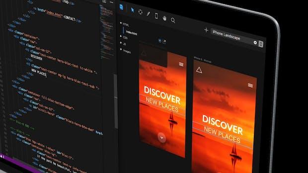 Solis macht Schluss mit Reload: Neues Tool zeigt Live-Vorschau für HTML und CSS