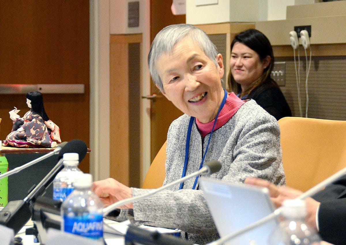 """""""Der Computer gab mir Flügel"""": 83-jährige Japanerin entwickelt Apps"""