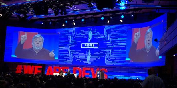 """Steve Wozniak: """"Die Blockchain ist eine großartige Idee"""""""