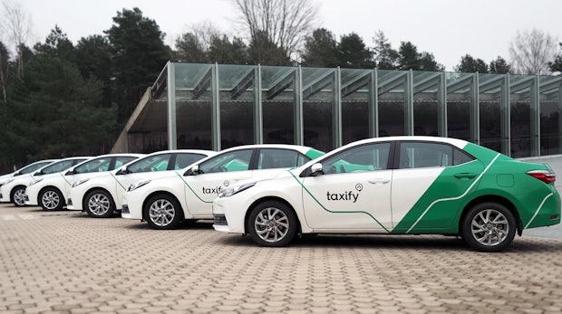 Daimler investiert in europäischen Uber-Konkurrenten