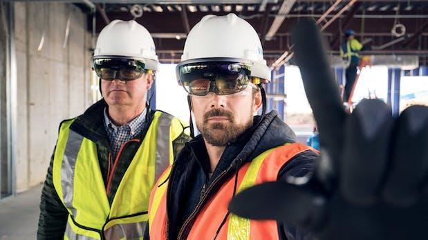 Wie Mixed Reality schon heute die Arbeitswelt verändert
