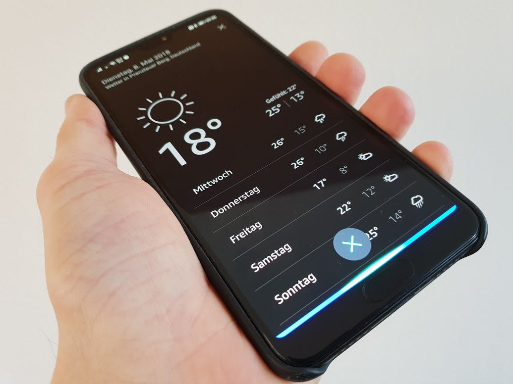 Statt Google Assistant: Alexa als Standardassistent auf Android-Smartphones nutzbar