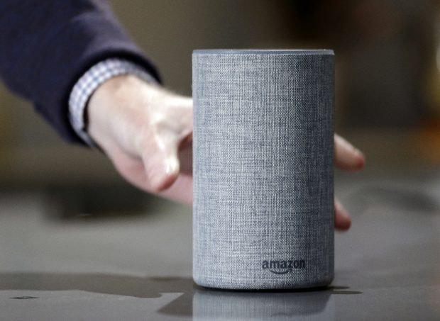 Amazon Echo. (Foto: dpa)