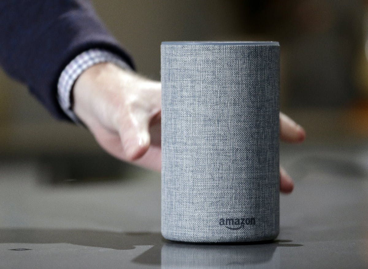 Amazon Echo. (Foto: dpa)