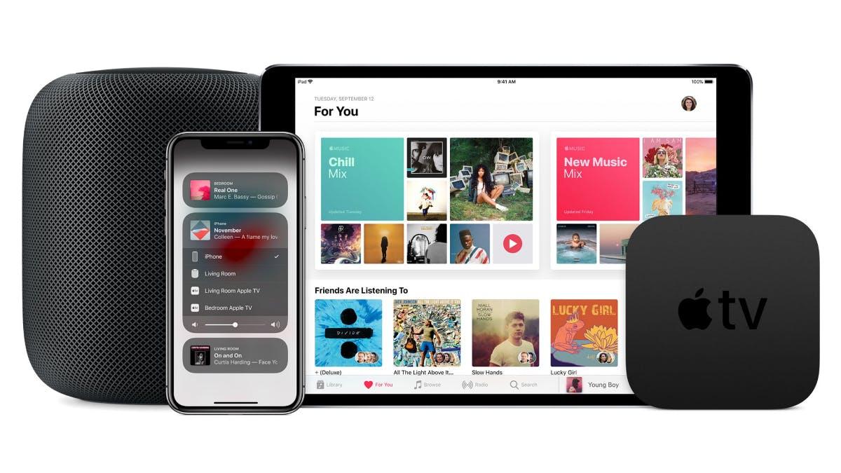 Diese Smart-TVs und Lautsprecher unterstützen Apples Airplay 2