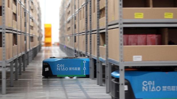 Alibaba: Logistikkapazitäten in Deutschland werden verdreifacht