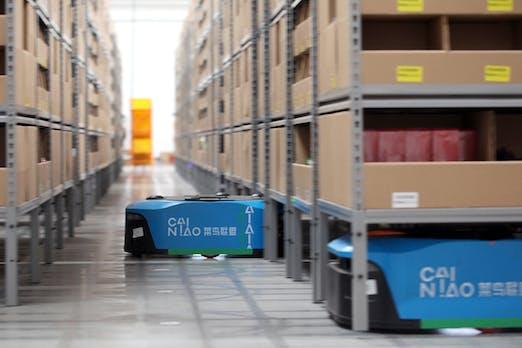 Alibaba erobert mit Logistikzentren Schritt für Schritt Europa