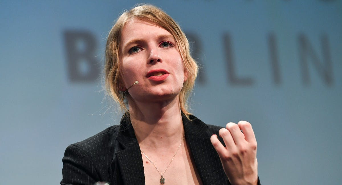 """Chelsea Manning: """"Wir müssen den Autoritarismus stoppen – und zwar jetzt!"""""""