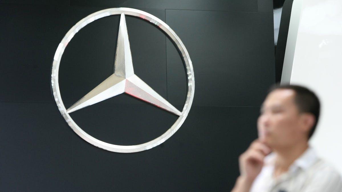 Daimler: Ab 2039 keine Autos mehr mit reinem Verbrennungsmotor