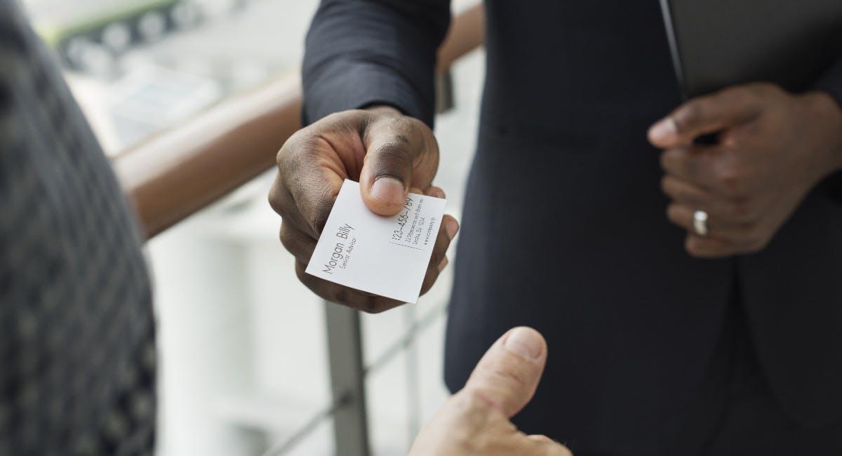 DSGVO: Jetzt werden sogar Visitenkarten zum Datenschutz-Problem