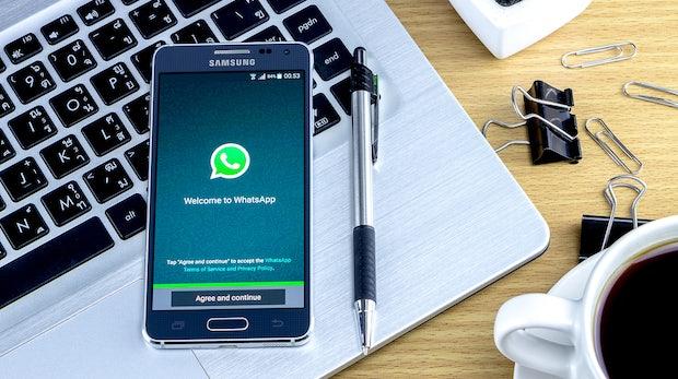 Whatsapp-Fehler sorgt für Gigabyte-große Cloud-Backups