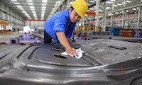 Überwachung in China: Firmen messen Gehirnaktivitäten von Mitarbeitern