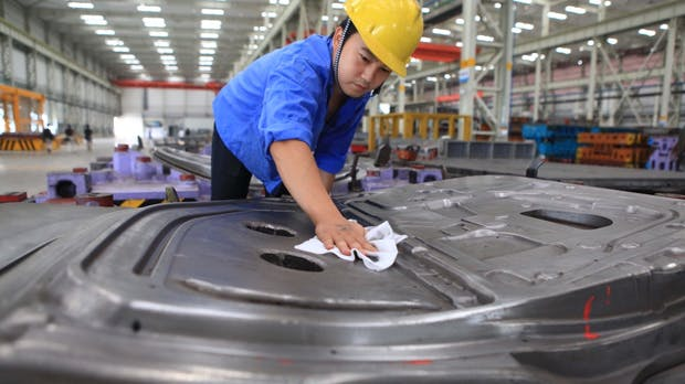 China: Ökonom prophezeit 100 Millionen neue Jobs durch KI