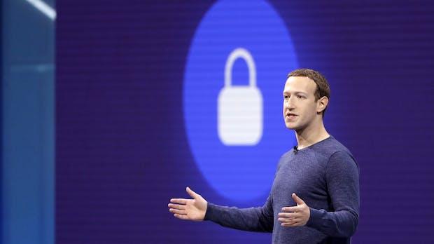 Free Speech: Facebooks Zuckerberg nimmt sich China zur Brust