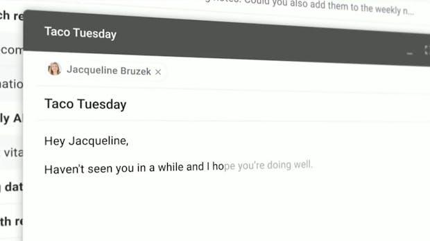 Smart Compose: Neues Gmail-Feature hilft euch beim Schreiben von Mails