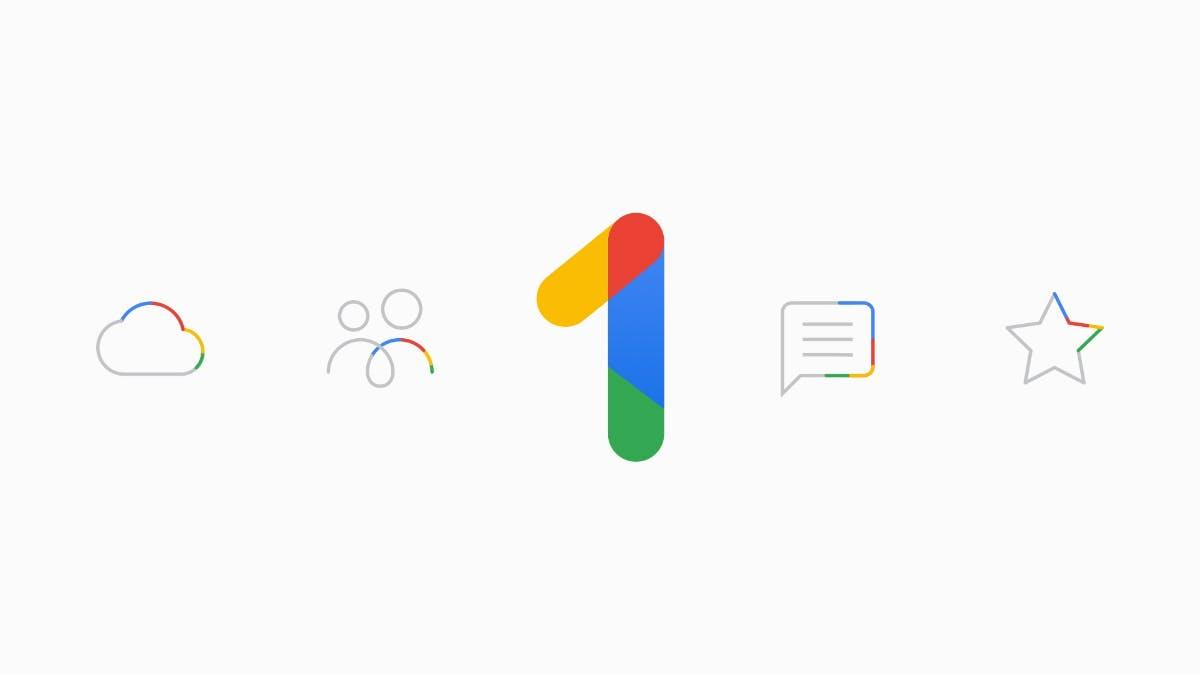 Google One: Cloud-Speicher-Angebot wird umbenannt, flexibler und teilweise günstiger
