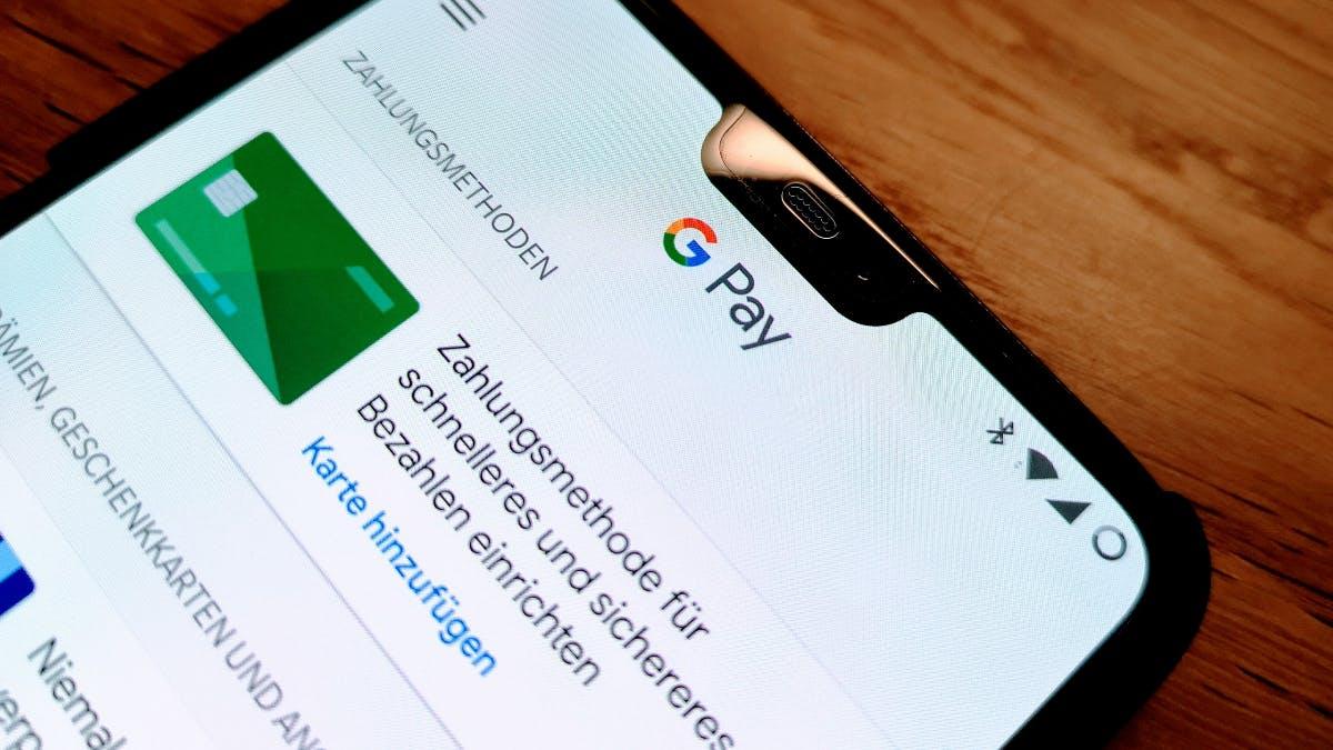 Google Pay jetzt auch in Deutschland – das ist mit dem Bezahldienst möglich