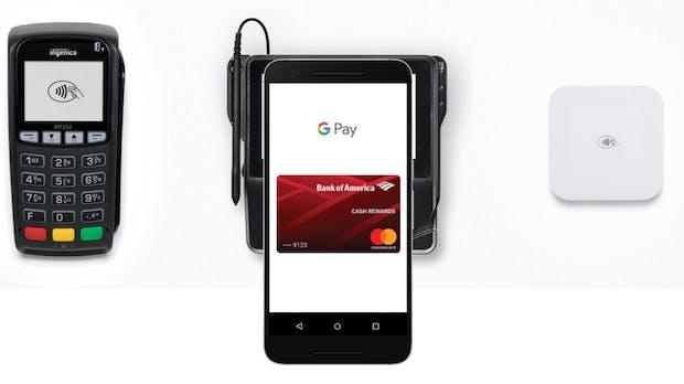 Google Pay bald in Deutschland? Erste Bank informiert über Bezahldienst