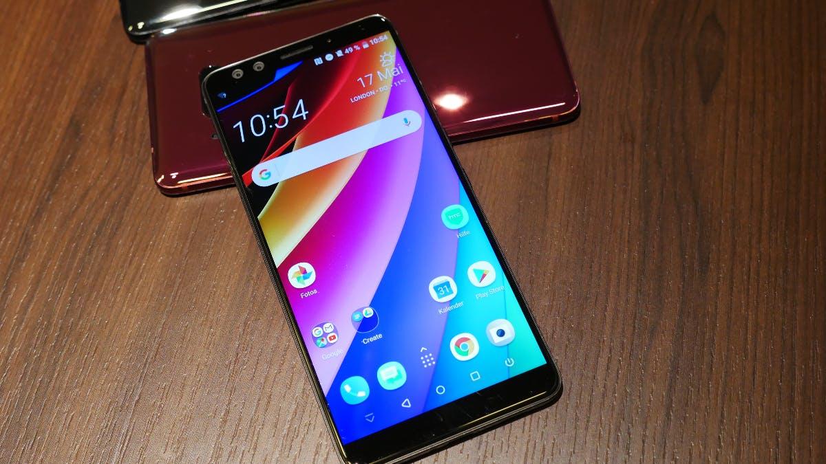 HTC U12 Plus ist offiziell: Mehr als nur High-End-Hardware