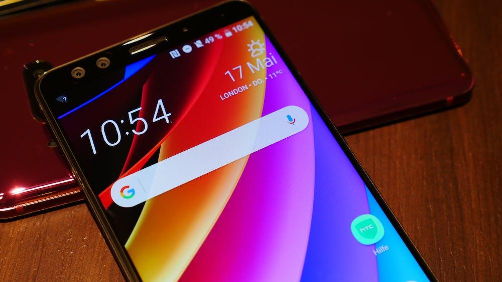 HTC U12 Plus. (Foto: t3n.de)