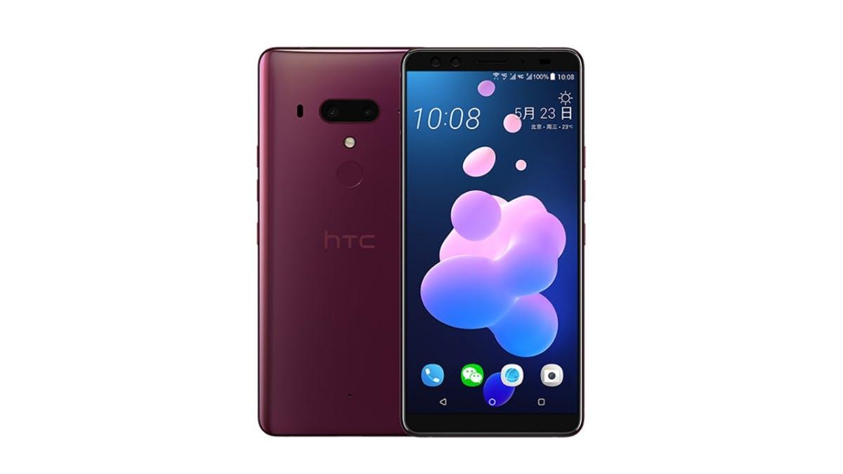 Peinlich: HTC U12 Plus von Hersteller selbst geleakt