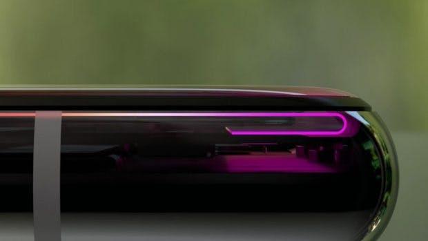 Das iPhone X ist das erste Apple-Phone mit OLED-Display. (Foto: Apple)