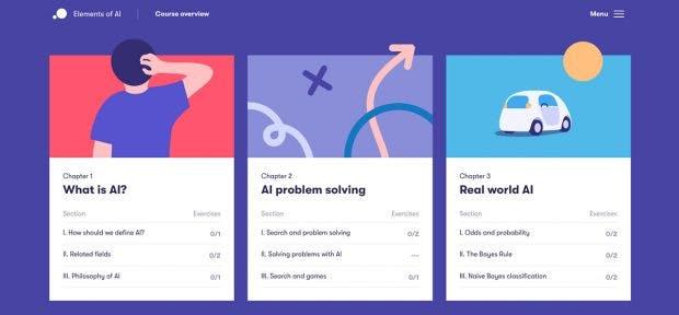 Universität bietet kostenfreien Onlinekurs über KI an | t3n ...