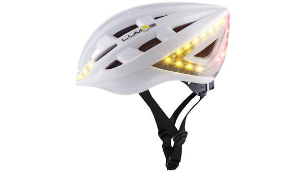 Lumos-Helm in Weiß. (Bild: Lumos)