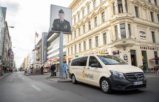Taxi teilen: Sharing-Dienst Mytaximatch startet in Berlin