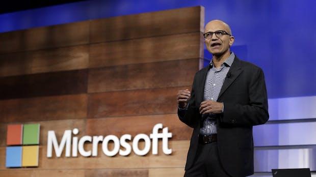 Gewinnsprung für Microsoft – nichts stoppt den Software-Riesen bei der Cloud