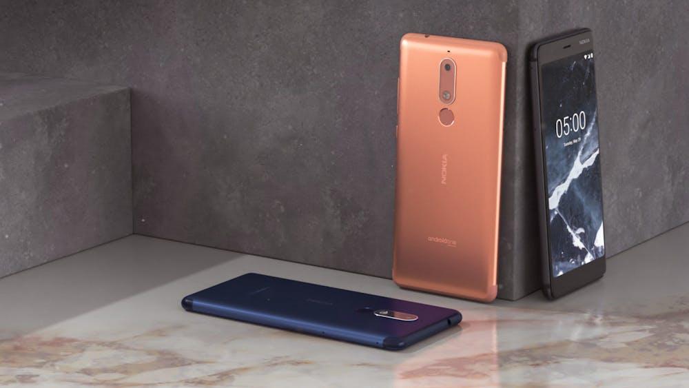 Nokia 5.1. (Bild: HMD Global)