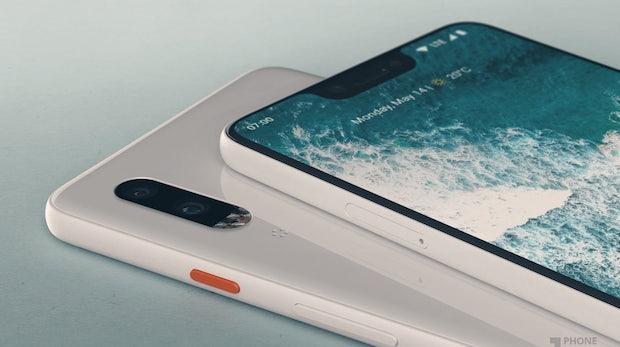 Pixel 3 und 3 XL: Google baut seine Smartphones erstmals im Alleingang – so könnten sie aussehen