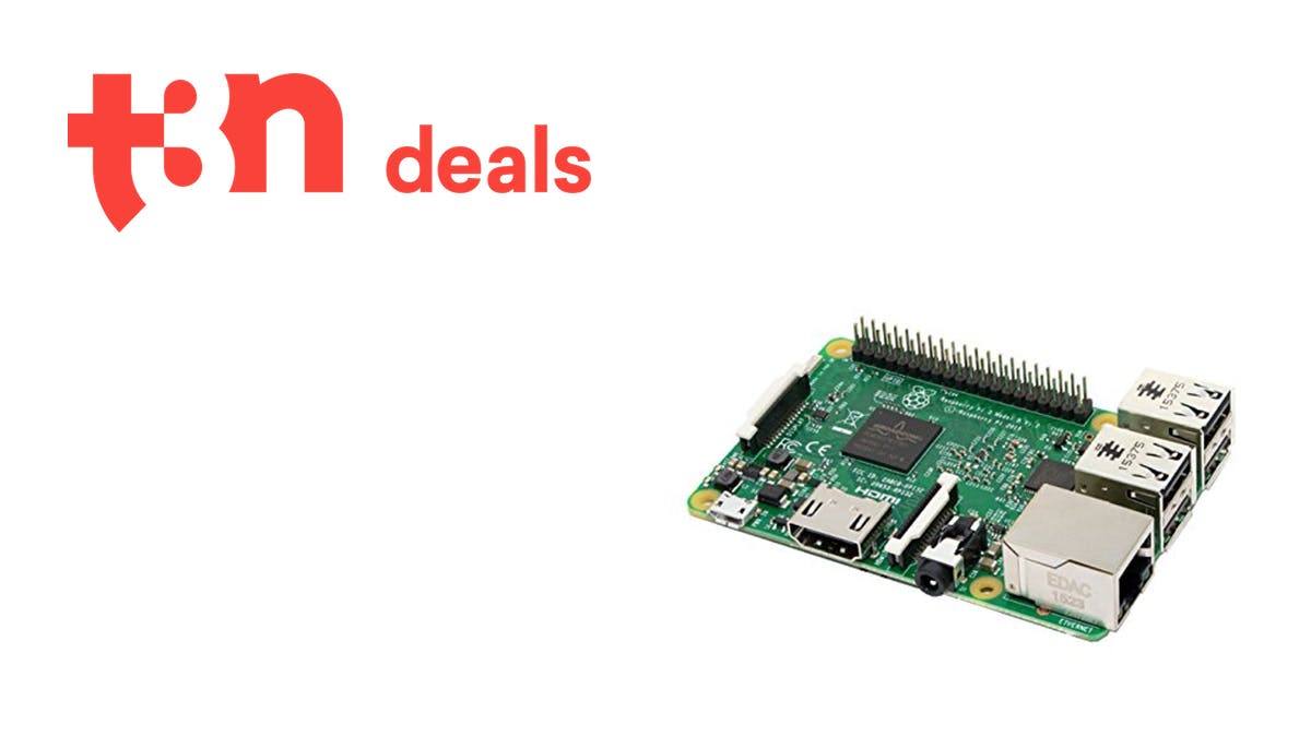 Den beliebten Raspberry Pi der 3. Generation gibt es heute für nur 28,90 Euro!