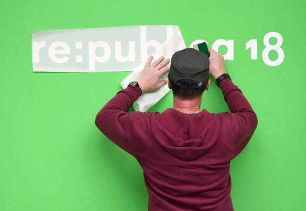 Die Republica 2018 öffnet ihre Tore – nur nicht für die Bundeswehr