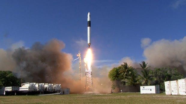 SpaceX soll 2020 erstmals Nasa-Astronauten zur ISS bringen