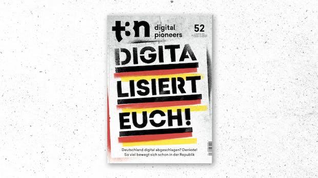Digitalisiert euch! Warum ein zweites Wirtschaftswunder in Deutschland gelingen kann
