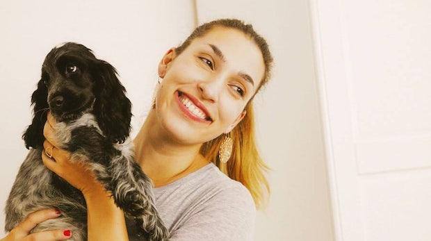 """So arbeitet Tijen Onaran: """"Die erste Laufrunde gehört meinen beiden Hunden"""""""