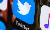 Twitter – Europawahl-Kampagne der französischen Regierung blockiert