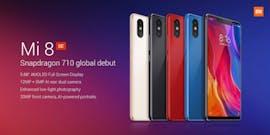Xiaomi MI 8 SE – Eckdaten im Überblick. (Bild: Xiaomi)