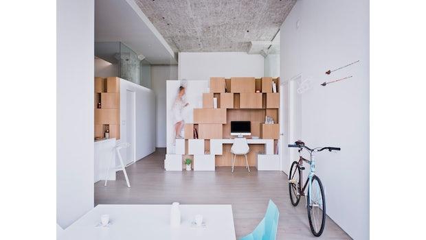 """Projekt """"Doehler"""" aus New York. Das Design stammt von SABO Project. (Foto: SABO)"""