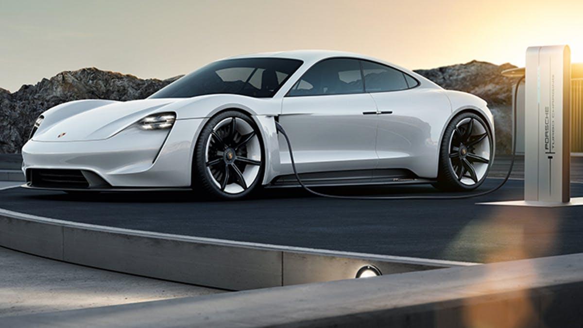 Porsche Taycan kommt 2019. (Bild: Porsche)