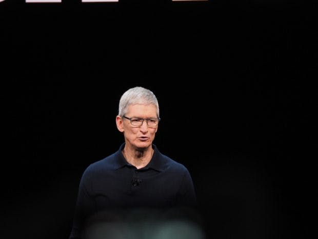 Apple-CEO Tim Cook
