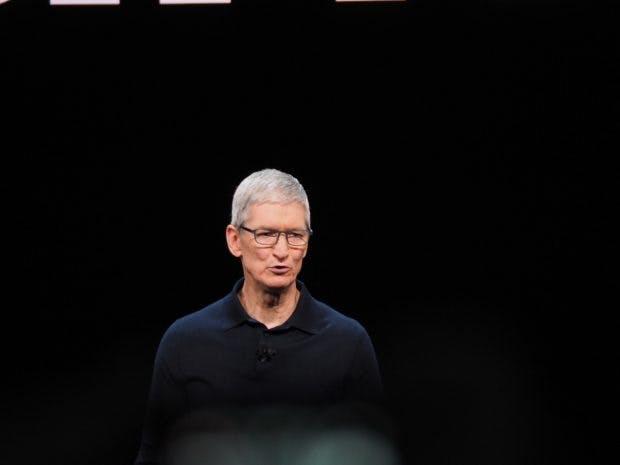 Apple-CEO Tim Cook