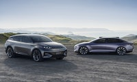 Foxconn und Byton verabreden Partnerschaft für Elektro-SUV M-Byte